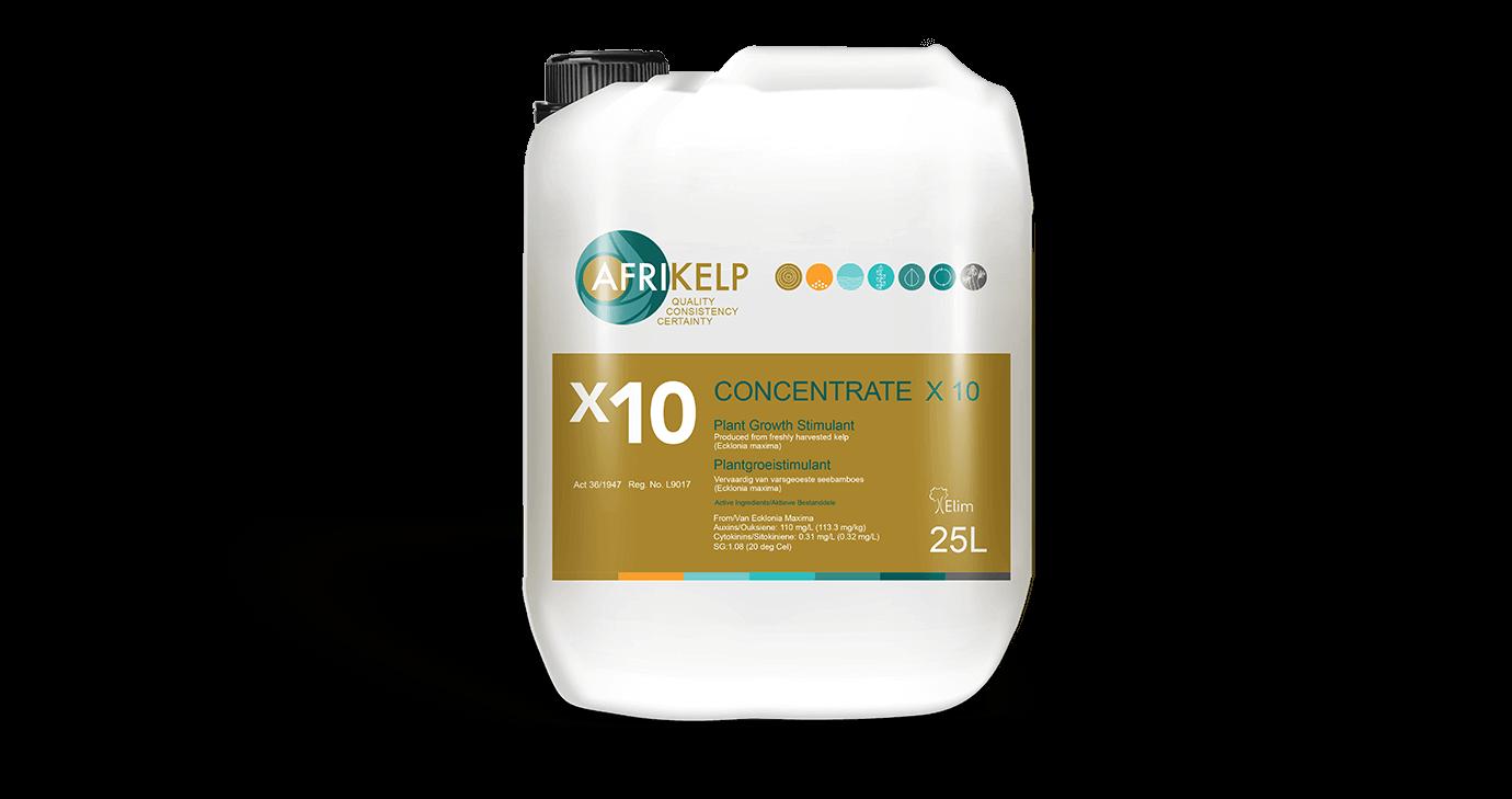 Afrikelp X10 CON
