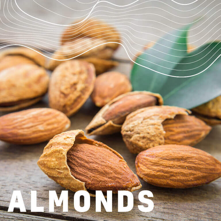 Afrikelp Almonds