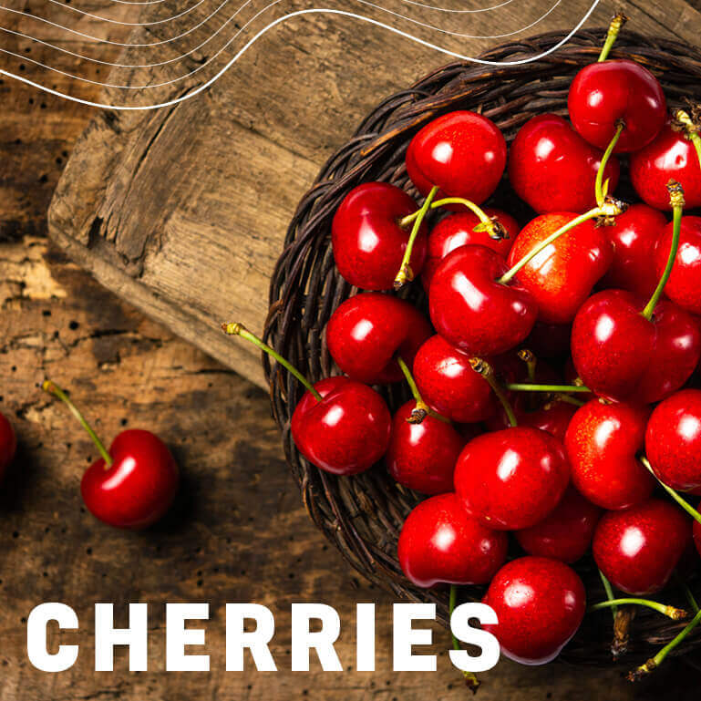 Afrikelp Cherries